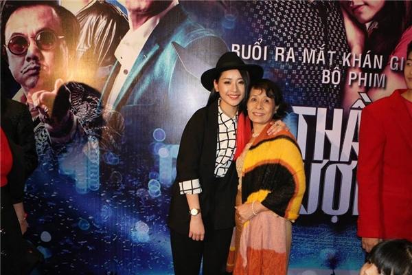 Thỉnh thoảng bà cũng cùng con gái tham gia sự kiện.(Ảnh: FB) - Tin sao Viet - Tin tuc sao Viet - Scandal sao Viet - Tin tuc cua Sao - Tin cua Sao