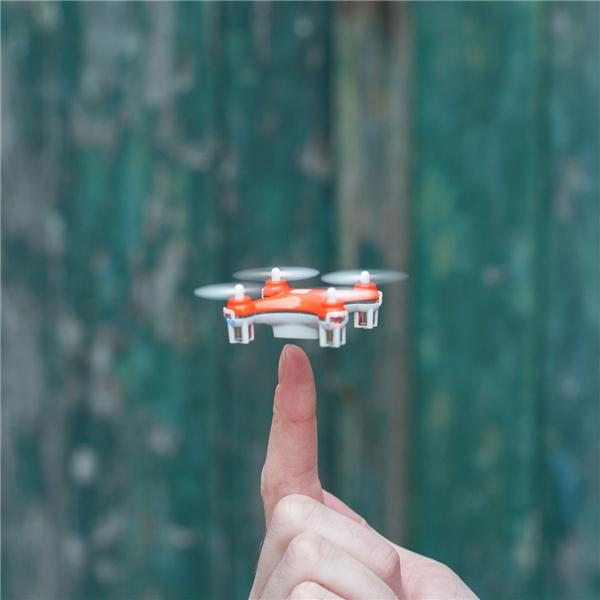 SKEYE Nano Drone có thể thực hiện các nhiệm vụ theo dõi bí mật. (Ảnh: internet)