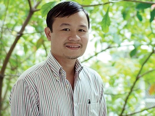 Kiến trúc sư Võ Trọng Nghĩa.