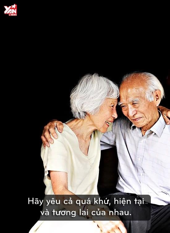 Chúng ta còn phải học nhiều từ thế hệ trước về cách giữ tình yêu