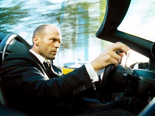 """Jason Statham với vai diễn """"người vận chuyển"""" đã làm nên thương hiệu cho anh."""