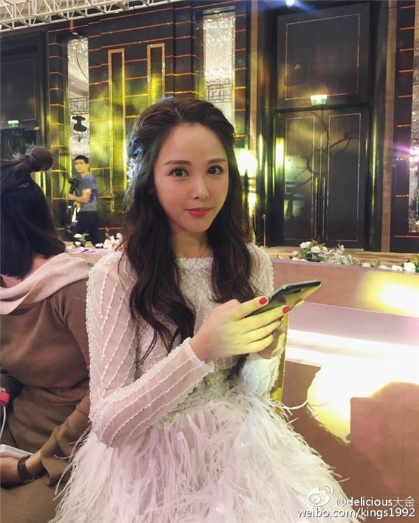 Lâm San San nổi tiếng là một trong những cô nàng có nhan sắc xinhđẹp nhất Trung Quốc.