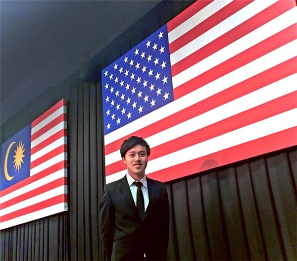 Chí Long- du học sinh Việt tại Nhật.(Ảnh: FBNV)