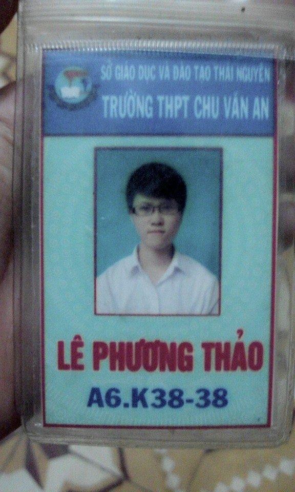 Ảnh thẻ với tên khai sinh là Lê Phương Thảo - Tin sao Viet - Tin tuc sao Viet - Scandal sao Viet - Tin tuc cua Sao - Tin cua Sao