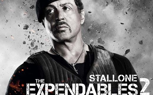 Sylvester Stallone đã chứng minh không gì có thể ngăn cản được tuổi tác vớiThe Expendables