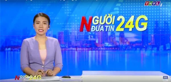 Ngỡ ngàng nữ MC xinh đẹp vô tình ngoáy mũi trên sóng truyền hình