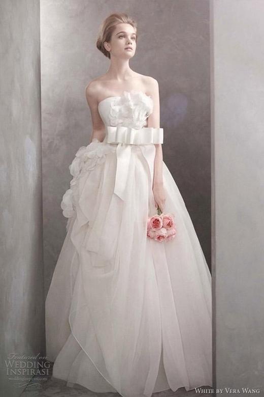 Những bộ váy cưới