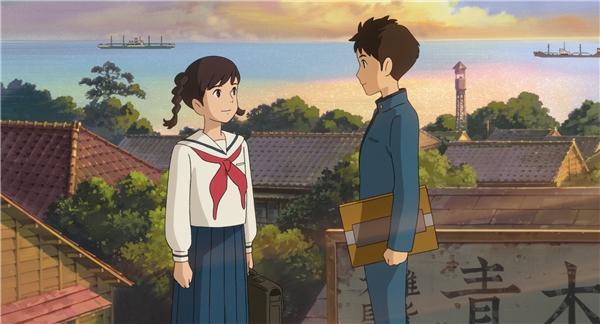 From Up on Poppy Hill (Từ Phía Đồi Hoa Anh Túc) xoay quanh mối quan hệ giữa 2 nhân vật Umi và Shun.