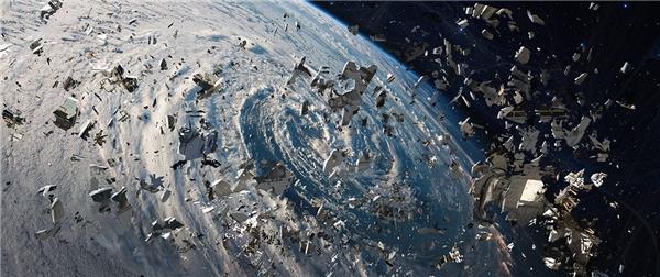 Rác vũ trụ gây cản trở lớn cho việc đưa con người ra ngoài khoảng không.