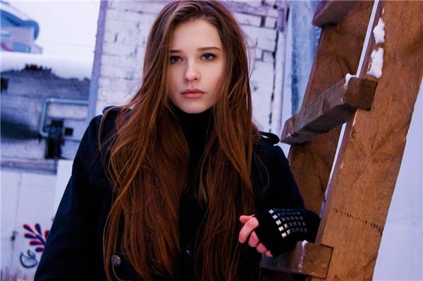 Vẻ đẹp của các cô gái Nga là sự kết hợp giữa yếu tố dịu dàng của Á Đông và mạnh mẽ của phương Tây.