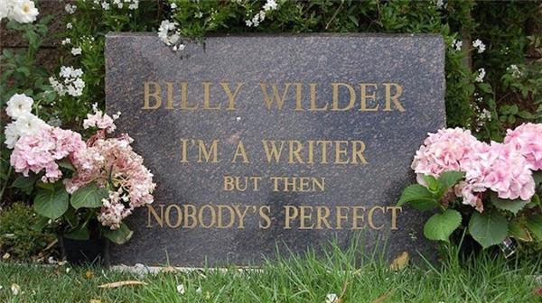 Tôi là một nhà văn nhưng không ai là hoàn hảo cả.