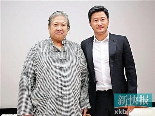 """Hồng Kim Bảo và Ngô Kinh đều là những ngôi sao """"máu mặt"""" trong làng võ thuật."""