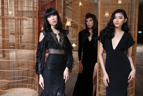 3 mẫu tóc dành cho những kiểu cần đến kết cấu tóc phồng, xù tự nhiên và hiện đại.