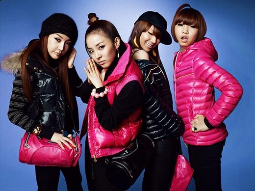 Kpop fan tại Hàn Quốc, Nhật Bản hay thế giới cũng đều bị 4 cô gái này làm cho mê mệt.