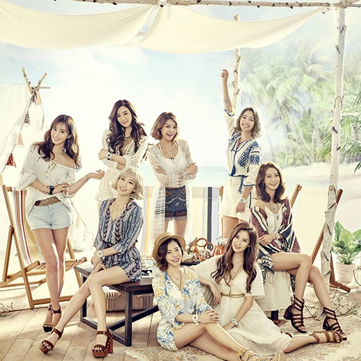 SNSD đang dần tiến đến danh hiệu nhóm nhạc nữ vĩ đại nhất trong lịch sử Kpop.