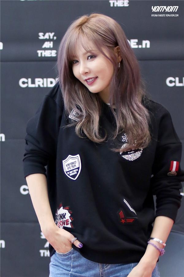 """Hyuna """"giành"""" tất cả hào quang của nhóm"""