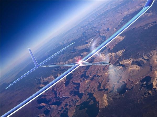 Drone sẽ sử dụng công nghệ milimet. (Ảnh: internet)