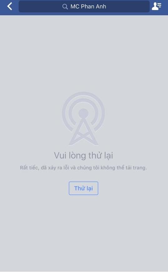 MC Phan Anh bất ngờ đóng trang cá nhân - Tin sao Viet - Tin tuc sao Viet - Scandal sao Viet - Tin tuc cua Sao - Tin cua Sao