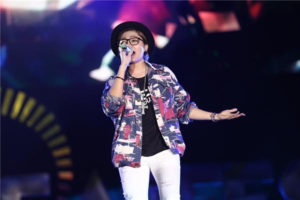 """Vicky Nhung """"tiếp lửa"""" cho YAN Beatfest 2016 với bài hát Một Nhà phiên bản remix.  - Tin sao Viet - Tin tuc sao Viet - Scandal sao Viet - Tin tuc cua Sao - Tin cua Sao"""
