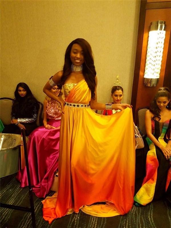Hoa hậu Nam Phi