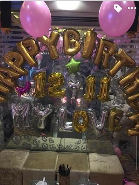 """Đặc biệt, Ngọc Khanh còn tổ chức sinh nhật cho """"người bí mật"""" của mình với lời nhắn cực tình cảm: """"Happy Birthday My Love!"""" - Tin sao Viet - Tin tuc sao Viet - Scandal sao Viet - Tin tuc cua Sao - Tin cua Sao"""
