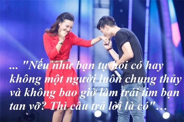 Những suy nghĩ của MC Hoàng Oanh về tình yêu khiến giới trẻ giật mình