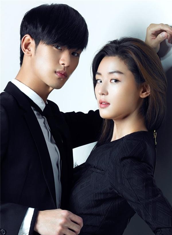 Quên Lee Min Ho đi, đây mới thật sự là mĩ nam bên đời của Jun Ji Hyun