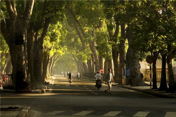 Một Hà Nội tràn đầy sức sống cũng những nổi bậtvề văn hóa, kinh tế... của Hà Nội sẽ được quảng bá rộng rãi.