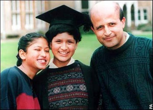 Sufiah đã được tuyển thẳng vào đại học năm 13 tuổi.