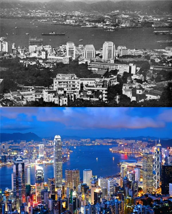 Hong Kong: Những năm 1960 - hiện tại