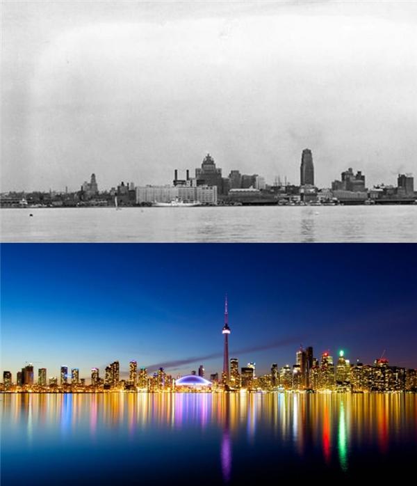 Toronto, Canada: 1930 - hiện tại