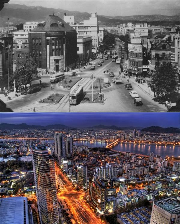 Seoul, Hàn Quốc: 1950 - hiện tại
