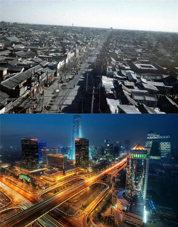 Bắc Kinh, Trung Quốc:Những năm 1940 - hiện tại