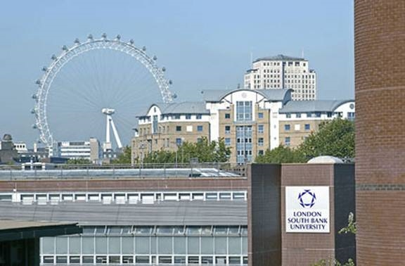 Đại học Ngân hàng Nam London. (Ảnh: internet)