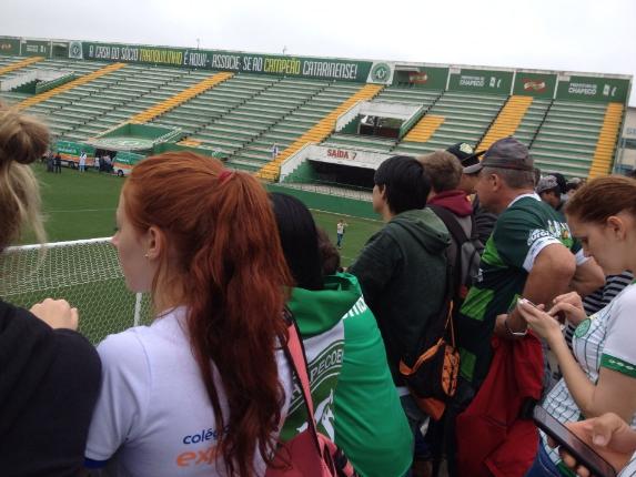 Máy bay chở đội bóng Brazil tham dự cúp Nam Mỹ rơi ở Colombia