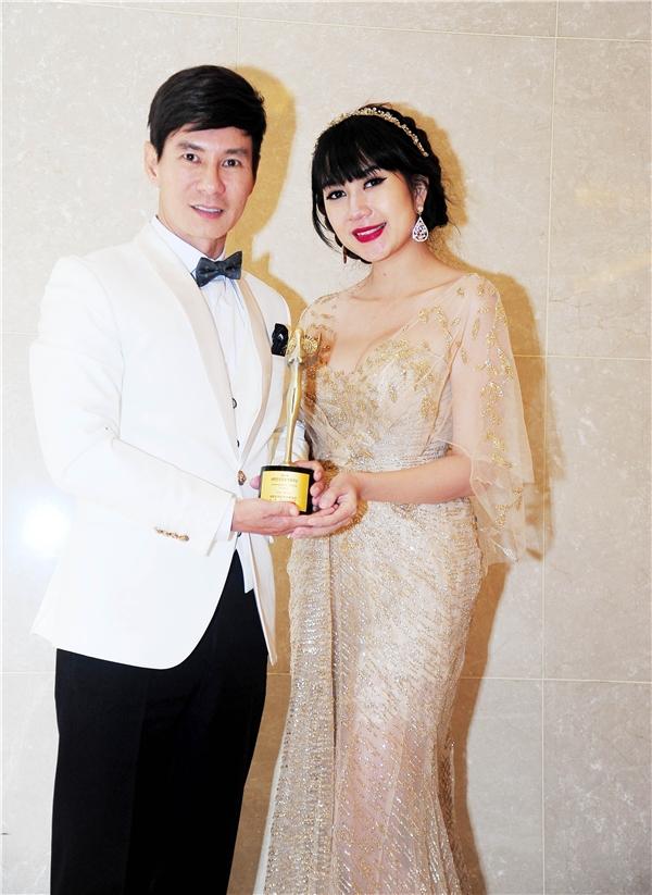 Lý Hải bất ngờ đoạt giải thưởng