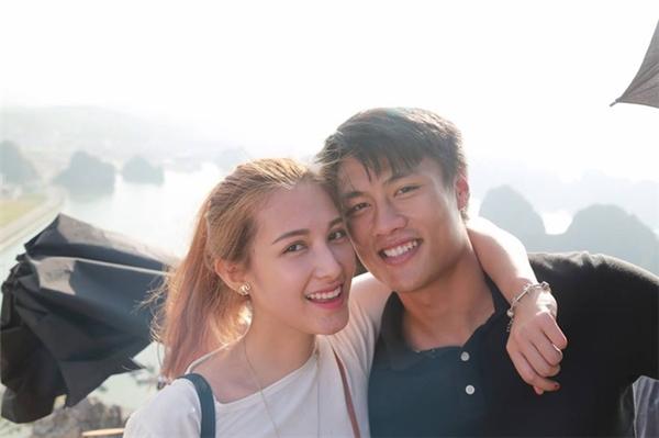 Trước loạt ảnh Mạc Hồng Quân hôn tình cũ, Kỳ Hân