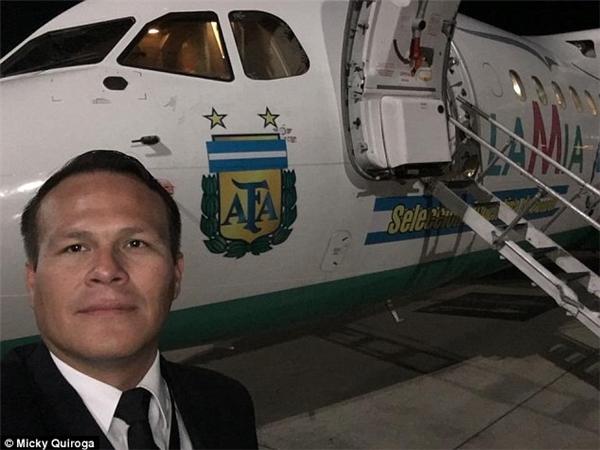 Thoát chết trong thảm họa máy bay rơi ở Colombia nhờ tư thế bào thai