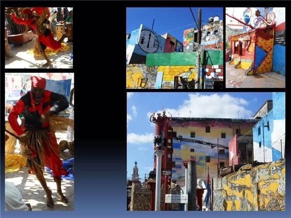 Nghệ thuật đường phố tại Cuba