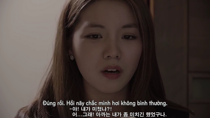 Da Hee phủ nhận tình cảm dành cho Seon Tae.