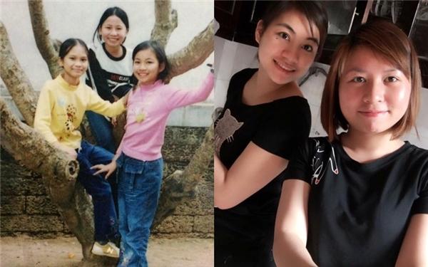 Cô ấy bảo sau 19 năm thì họ vẫn thân với nhau, thiếu mỗi cô áo vàng đi làm mất rồi.(Ảnh: Internet)