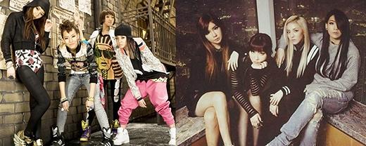 Ngỡ ngàng vẻ ngoài thay đổi từ khi debut đến nay của các idol Kpop