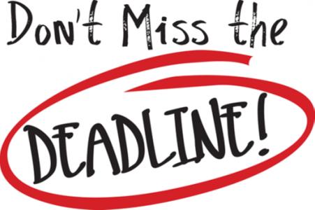 Sợ deadline còn hơn cả sợ ma.