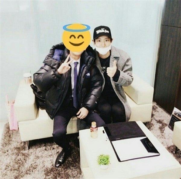Chanyeol (EXO) tậu xế