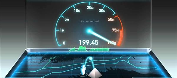 Băng thông càng lớn thì tốc độ đường truyền internet càng nhanh. (Ảnh: internet)