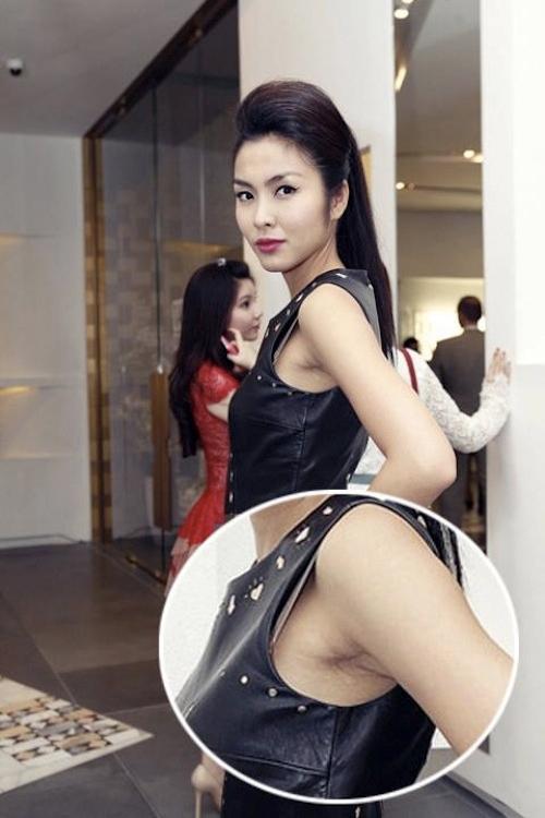 Những lỗi thời trang khiến sao Việt ngượng đỏ mặt trước khán giả