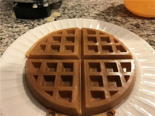 """""""Hoa hậu"""" của những chiếc bánh waffle là đây."""