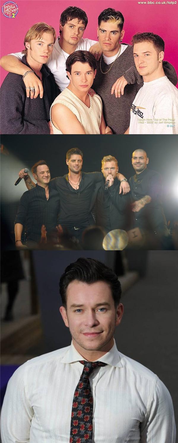 Boyzone: Ngày 10/10/2009, thành viên Stephen Gately đột ngột qua đời vì tràn dịch màng phổi. Tháng 03/2010, các thành viên còn lại tái hợp và ra mắt album mới để kỷ niệm cái chết của anh.