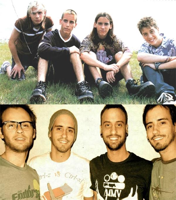 The Moffatts: Sau hơn 10 năm tan rã, 4 anh em nhà Moffatt tái xuất vào tháng 12/2012, trình diễn một số ca khúc Giáng Sinh.