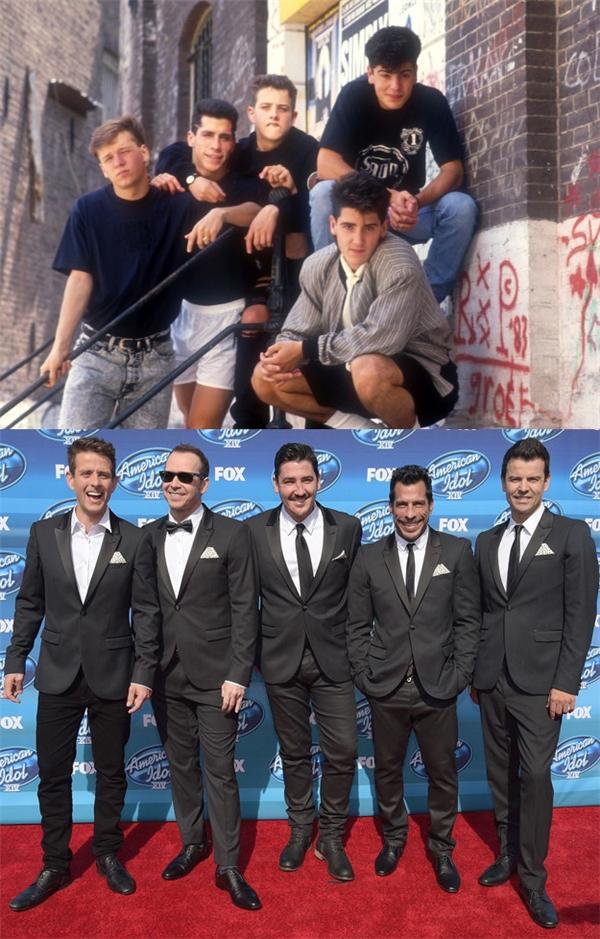 New Kids on the Block: Kể từ năm 2013 đến nay, nhóm thường xuyên đi tour và ra mắt vài ca khúc mới. Ngày 09/10/2014, họ nhận được một ngôi sao trên Đại lộ Danh vọng Hollywood.